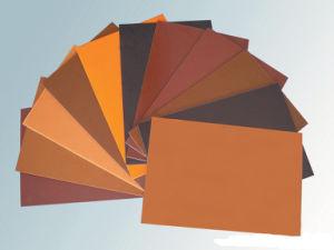 Bakelite Sheet (orange and black) pictures & photos