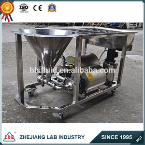 Emulsifying Mixing Dosing Machine Mixer for Food Beverage Pharmacy pictures & photos