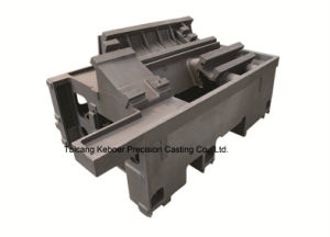 Nc Machine Tool Castings Resin Sand Casting