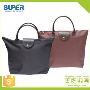 Hot Sale Folding Beach Bag (SP-401B) pictures & photos
