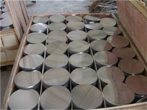 India 430 Stainless Steel Circle Cold Rolled Ba Induction Material pictures & photos