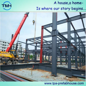 ISO Wide Span Light Frame Steel Structure Building pictures & photos