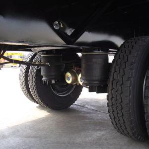 14.5m 2-Axle Drop Side Cargo Semi-Trailer pictures & photos