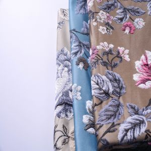 3D Jacquard Fabric for Sofa and Curtain in Satins Base pictures & photos