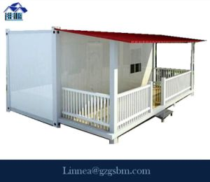 Good Looking Container Sandwich Panel House