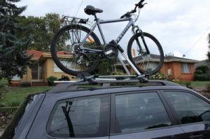 Aluminum Car Top Cross Bar Crossbar Roof Rack Pair for Cargo (rb004)
