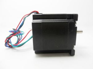 Cheap NEMA23 Stepping Motor for CNC Machine with 12kg. Cm Holding Torque pictures & photos