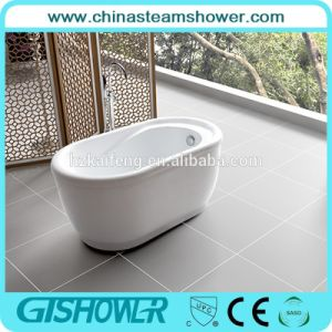 Small Indoor Plastic Bathtub for Adult (BL1001T) pictures & photos