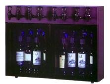 8 Bottles Red Wine Cooler/Wine Cellar/Wine Chiller/Wine Dispenser/Wine Cabinet (SC-8/C) pictures & photos