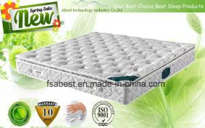 Pefect Sleep Pillow Top Soft Spring Mattress ABS-8128 pictures & photos