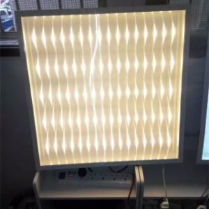 300*300 12W 3D LED Panel Light pictures & photos