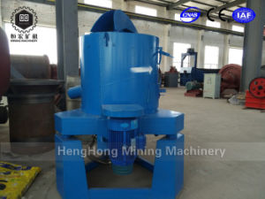 Mining Machine Gold Recovery Centrifugal Concentrator with Alluvial Gold River Sluice