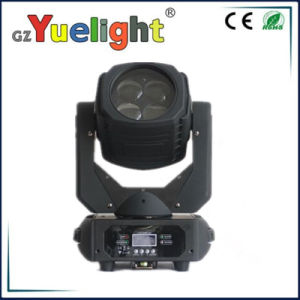 OEM 4PCS 25W 4in1 Super LED Moving Head Light DJ Club KTV Light pictures & photos