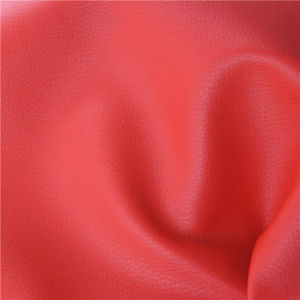 Factory Price Faux Synthetic Leather Material for Car Interior (418#) pictures & photos