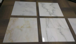 Imported White Polished Tiles, Onyx Stone Tiles pictures & photos