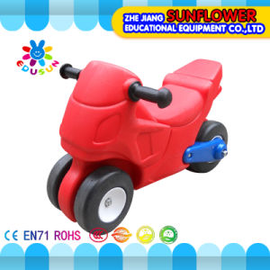 Kids Plastic Toy Car for Preschool Motorcycle (XYH12072-9) pictures & photos