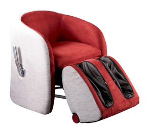 Electric Healthcare Back Air Pressure Shiatsu Foot Massage Sofa Chair pictures & photos