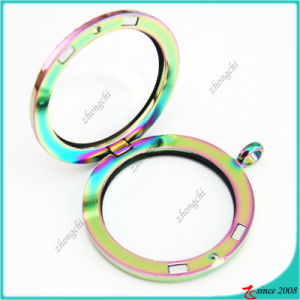 Hot Selling Round Magnet Glass Lockets Jewelry pictures & photos