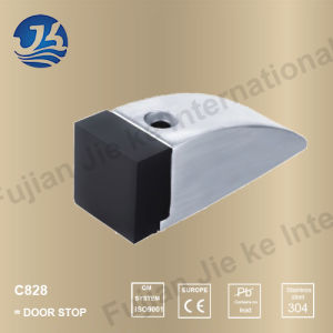 Stainless Steel Magnetic Door Stopper for Wood Door (C828) pictures & photos