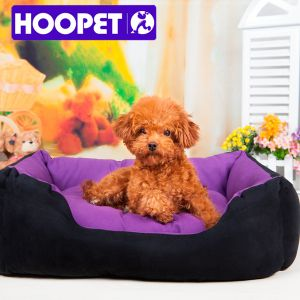 Luxury Dog Products Purple Soft Sleeping Bed Funny Dog Sofa Bed pictures & photos