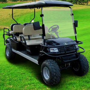 Battery Operated Electric 4 Seat Dune Buggy (DH-C4) pictures & photos