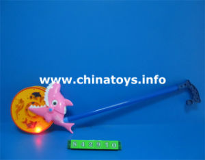 Promotional Pushing Shark Toy with Flashing Light (842910) pictures & photos