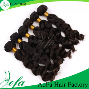 100% Human Hair Brazilian Body Wave Braiding Hair pictures & photos