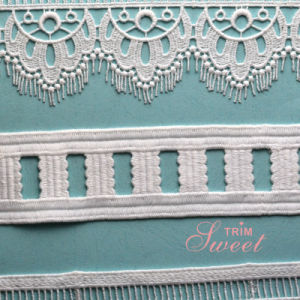 White Guipure Embroidery Leavers Lace Fabric for Women′s Dress pictures & photos