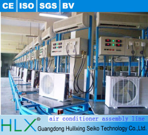 Factory Direct Supply Air Conditioner Assembly Line pictures & photos