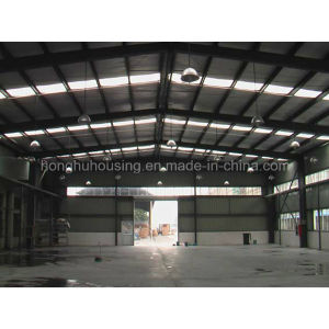 Popular Low Cost Structural Steel House Workshop Warehouse pictures & photos