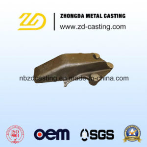 Customized Investment Casting for Railway Parts pictures & photos
