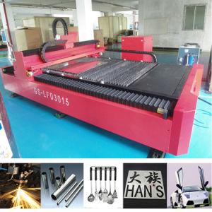 1500W CNC Metal Fiber Laser Cutting Machine pictures & photos
