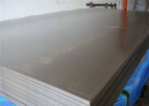 Bright Cold Rolled En DIN BS GB Stainless Steel Sheet