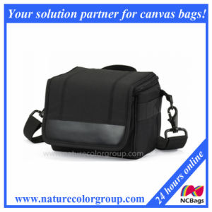 Fashion Camer Bag with Leather Trim pictures & photos