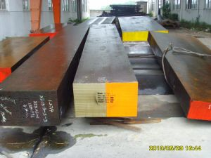 Square Steel Bar 1.2714 Alloy Steel Plate Bar pictures & photos