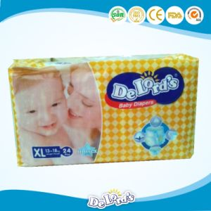 Factory Breathable Cloth Backsheet Baby Diapers pictures & photos