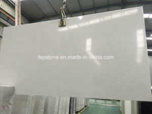 Popular Crystal White Quartz Stone with Sparkle pictures & photos