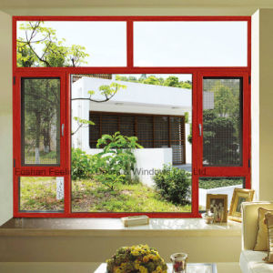 Feelingtop High-End Residential Aluminum Screen Netting Window pictures & photos