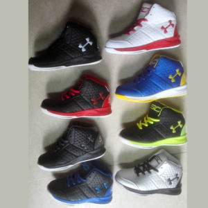 Latest Cheap Kids Running Shoes Basketball Shoes Sneaker (FF Y2016 -5) pictures & photos