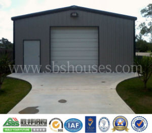 Portable Steel Structure Garage House pictures & photos