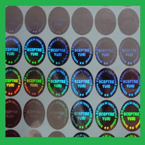 Tamper Evident Security Sealing Tape with High Resdual pictures & photos