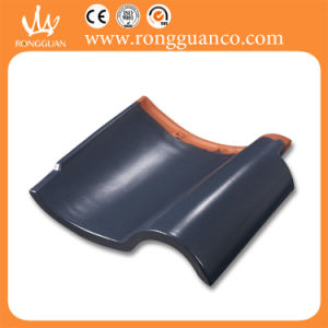 Water-Proof S Tile 310*310mm Japanese Roof Tile (Y032) pictures & photos