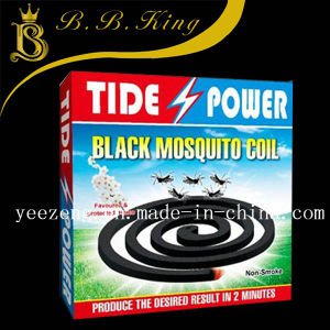 Non-Smoke Black Mosquito Coil in China pictures & photos