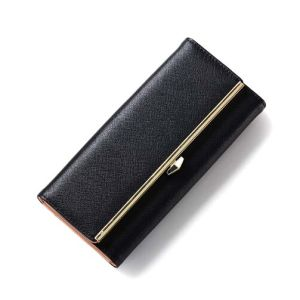 Factory Wholesale Women Fashion Leather Wallet and Purse Bag (XQ0700) pictures & photos