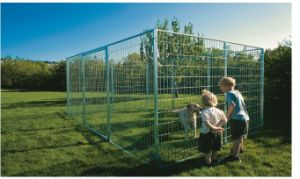 Temporary Rubbish Cage Hot Sale for Australia pictures & photos