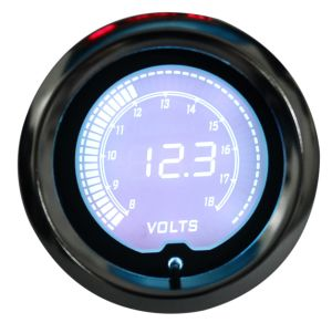 "2"" (52mm) Auto Gauges for 7 Color LCD Digital Gauge (6257-7) pictures & photos"