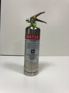 Water Based Portable Fire Extinguisher 2L Capacity