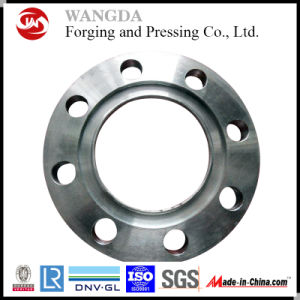 Carbon Steel RF ASTM A105 Flange CNAS GOST Bsw GB pictures & photos