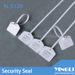 Laser Printed Markable Cable Tie (YL-S120) pictures & photos