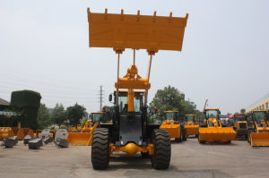 5ton Pilot Contrl Wheel Loader with Various Attachments pictures & photos